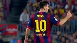 Lionel Messi ● Magic Goals & Skills 2015 HD