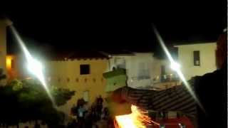 preview picture of video 'Chupinazo Fiestas Villalbilla 2012 VIVA SAN MIGUEL!!'