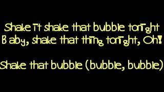 Young And Divine - Shake That Bubble + Lyrics On Screen