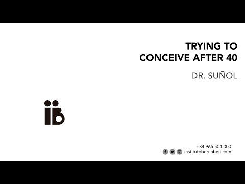 Webinar - Trying to conceive after 40