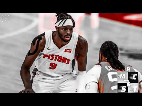 Jerami Grant is On Fire & Making Detroit Pistons Fans Forget About Christian Wood!!!