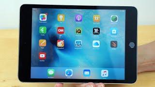 iPad mini 4 Review - dooclip.me