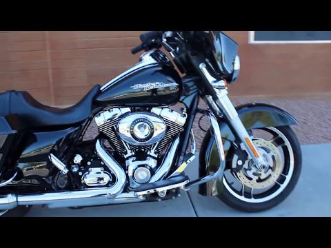 2011 Harley-Davidson Street Glide® in Kingman, Arizona