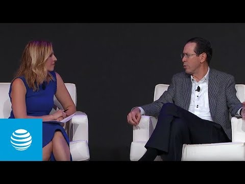 Randall Stephenson on Free Press at the Xander Relevance Conference 2018 - AT&T-youtubevideotext