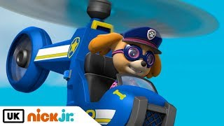 Paw Patrol | Pups Save The Royal Kitties  | Nick Jr. UK