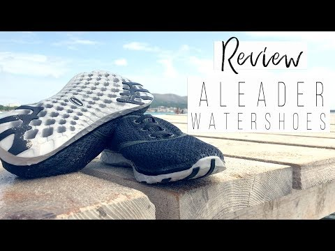 Aleader Watershoes - Die besten Wasserschuhe für deine Reise?! - Produkt Review