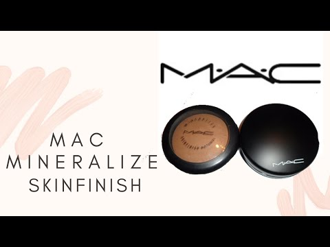 Mineralize Skinfinish Natural by MAC #5
