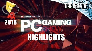 PC GAMING SHOW Highlights : E3 2018