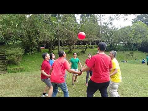 FPK BRI PJ2019 Bogor, moonball #1