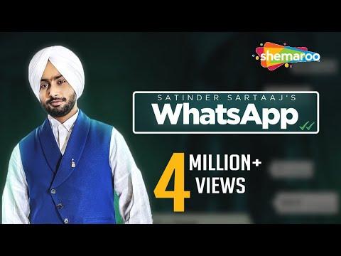 Whatsapp  Satinder Sartaaj