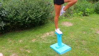 4 Cheer DIYs (Cheer Stand, Cheer Bow, And MORE) | TheCheernastics2