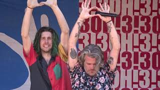 3OH!3 - Don't Trust Me - Live at Vans Warped Tour 2018 Mountain View