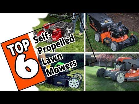 Self Propelled Lawn Mower Reviews – Get the Best