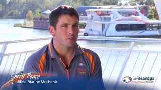 preview picture of video 'All Seasons Houseboats Mildura Maintenance Program'
