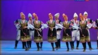 Bulgarian Dance   Igor Moiseyev Ballet   Български танц   балет Игорь Моисеев