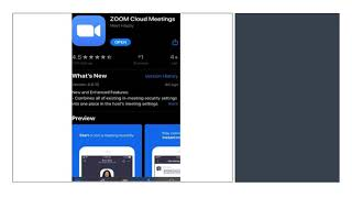 How to download and use Zoom on your cell phone