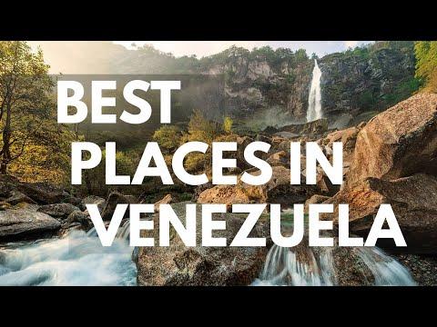 Video 10 Best Travel Destinations in Venezuela