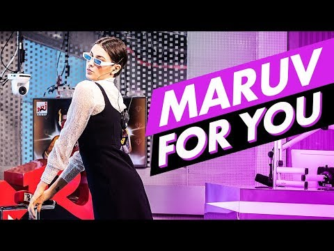 MARUV - For You на Радио ENERGY