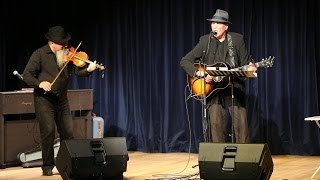 <b>Eric Andersen</b> Performs Thirsty Boots At UNE In Tangier Morocco