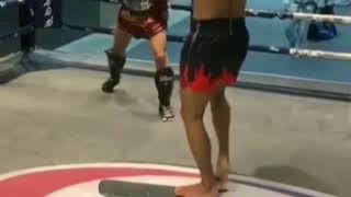 Муай Тай жесткий спорт
