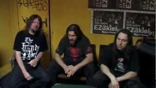 Debustrol - Matrix - křest CD - rozhovor (2009)