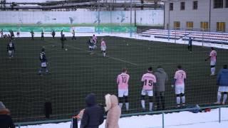 ФК Титан 0 - 6 ФК МК. 1 тайм. 11 часть