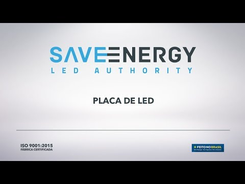 Saveenergy | Placa de LED