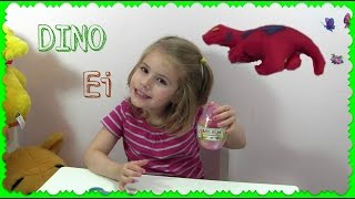Knet Dinosaurier ◕ Art & Fun Überraschungsei für Kinder | Simba Toys