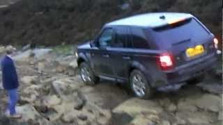 Range Rover Sport TDV8 Offroad