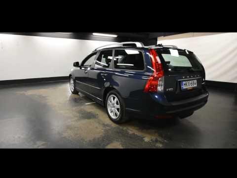 Volvo V50 1,6D DRIVe S/S Classic, Farmari, Manuaali, Diesel, MKX-684