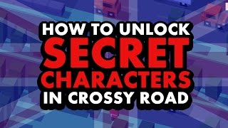 Crossy Road UK / Ireland unlock guide - Phone Box, Nessy, Leprechaun - AppSpy.com