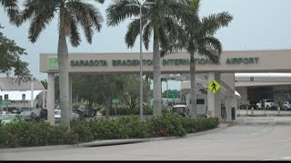 As Sarasota area grows, more passengers move through SRQ airport | 10News WTSP