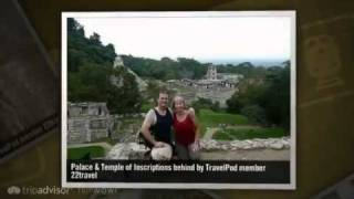 preview picture of video 'Palenque, Misol Ha & Agua Azul 22travel's photos around Palenque, Mexico'