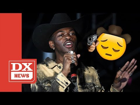 "Lil Nas X Is Sick Of The ""Home Of Phobic"" Remarks"