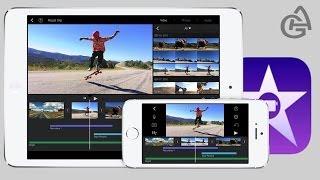 iMovie для iOS 7 - мощная программа для монтажа видео на iPad