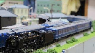 Nゲージ鉄道模型KATOD51498超スロー運転!