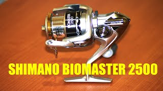11 biomaster 2500s shimano