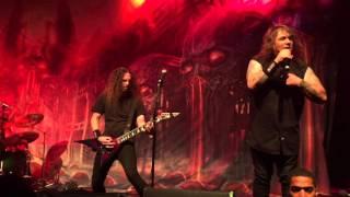 Exodus - Deranged (live)