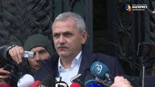 Dragnea: Ne-am grăbi dacă am stabili azi în CEx miniștri