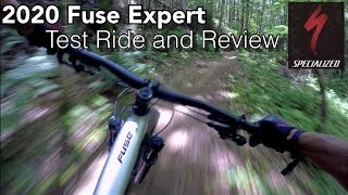 2020 Specialized Fuse Expert | Test Ride and Review | I need to start riding more hardtails!
