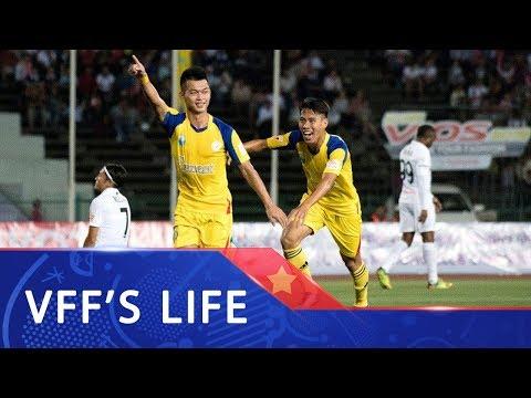 Sanna Khánh Hòa lọt vào bán kết Mekong Cup 2017 sau khi thắng