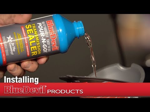Download Download Blue Devil Oil Stop Leak See If This Stuff Work