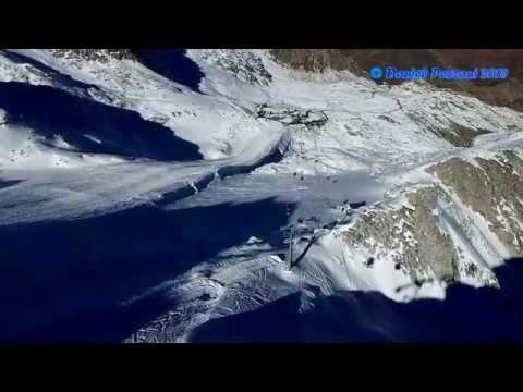 Passo Tonale: nowa szybka gondola na lodowcu Presena  - © daniel pezzani