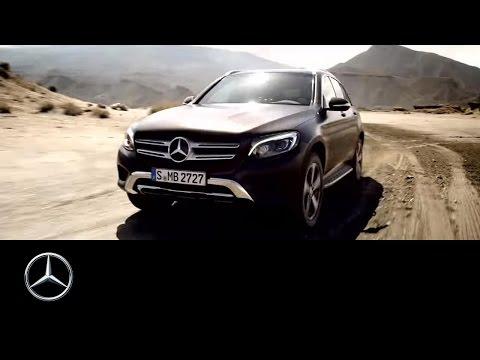 Mercedesbenz  Glc Class Паркетник класса J - рекламное видео 2