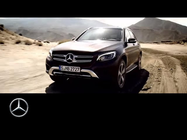 The new Mercedes-Benz GLC - Trailer - Mercedes-Benz original