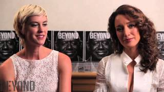 Lauren Lee Smith & Jennifer Beals - 'Cinemanovels' Beyond Cinema Magazine Interview