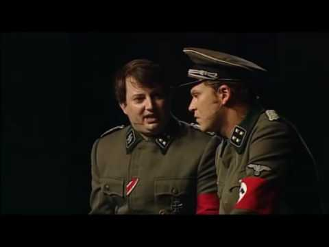 A German Solider Wonders What the Point Is