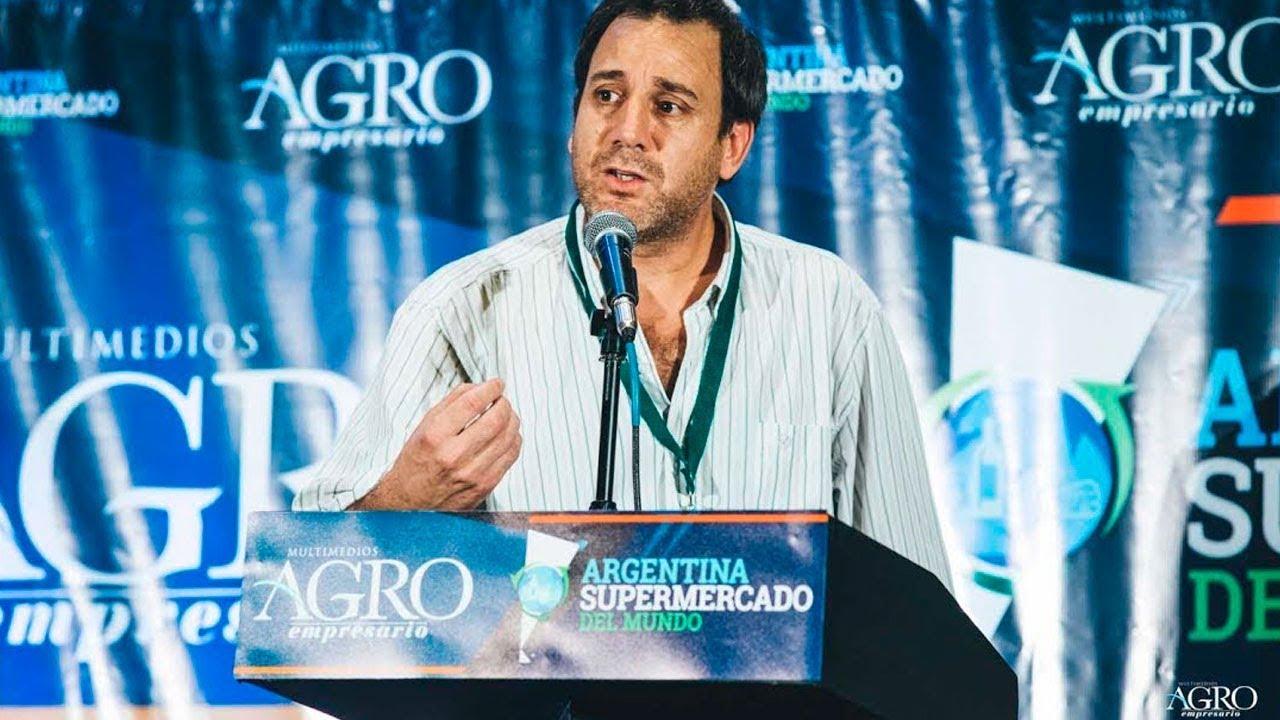 Emiliano Huergo - Socio Fundador de la Asociación Argentina de Biocombustibles e Hidrógeno