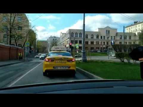 Шкода Октавия А7!!!  Яндекс Такси. 28-е апреля вторник.  Что с работой в Москве?