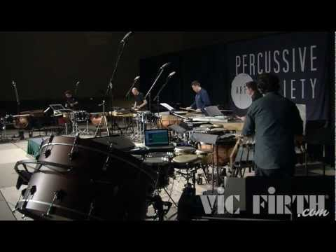 Xenakis: Pleiades, MALANGES - So Percussion and the Meehan Perkins Duo